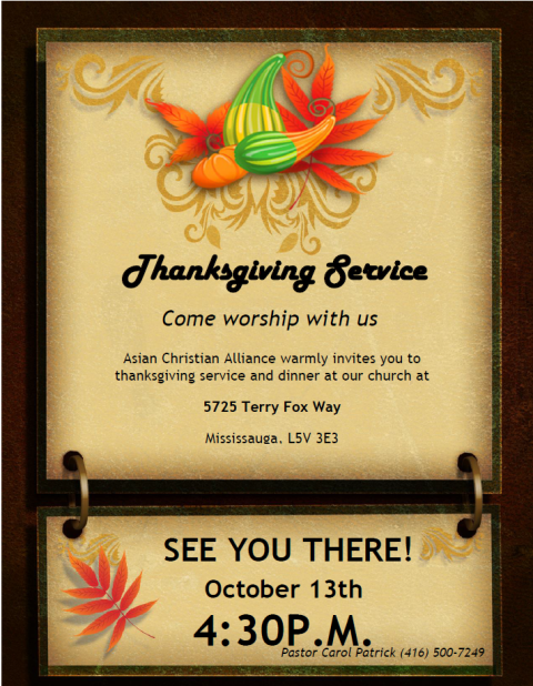 ACAC Thanksgiving Flyer_2013