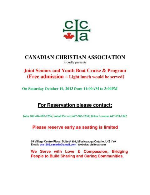 CCA_Boat Cruise_2013
